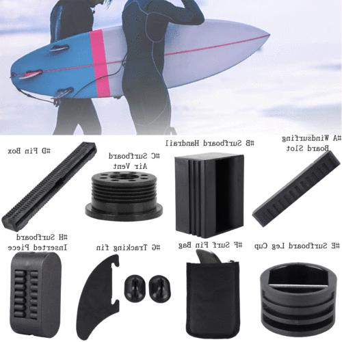 surf board universal various replacement accessories