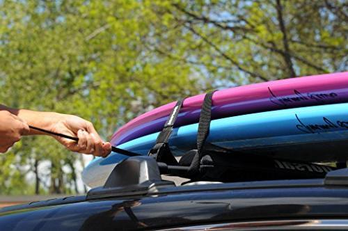 Dorsal Surfboard Kayak Down Straps Pair