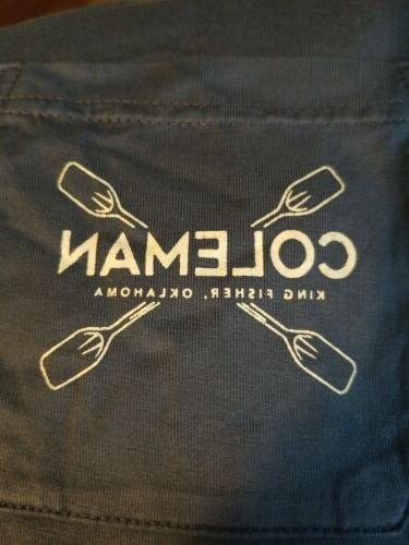 Coleman T-shirt Brand New Camping Kayak RETAIL 40$
