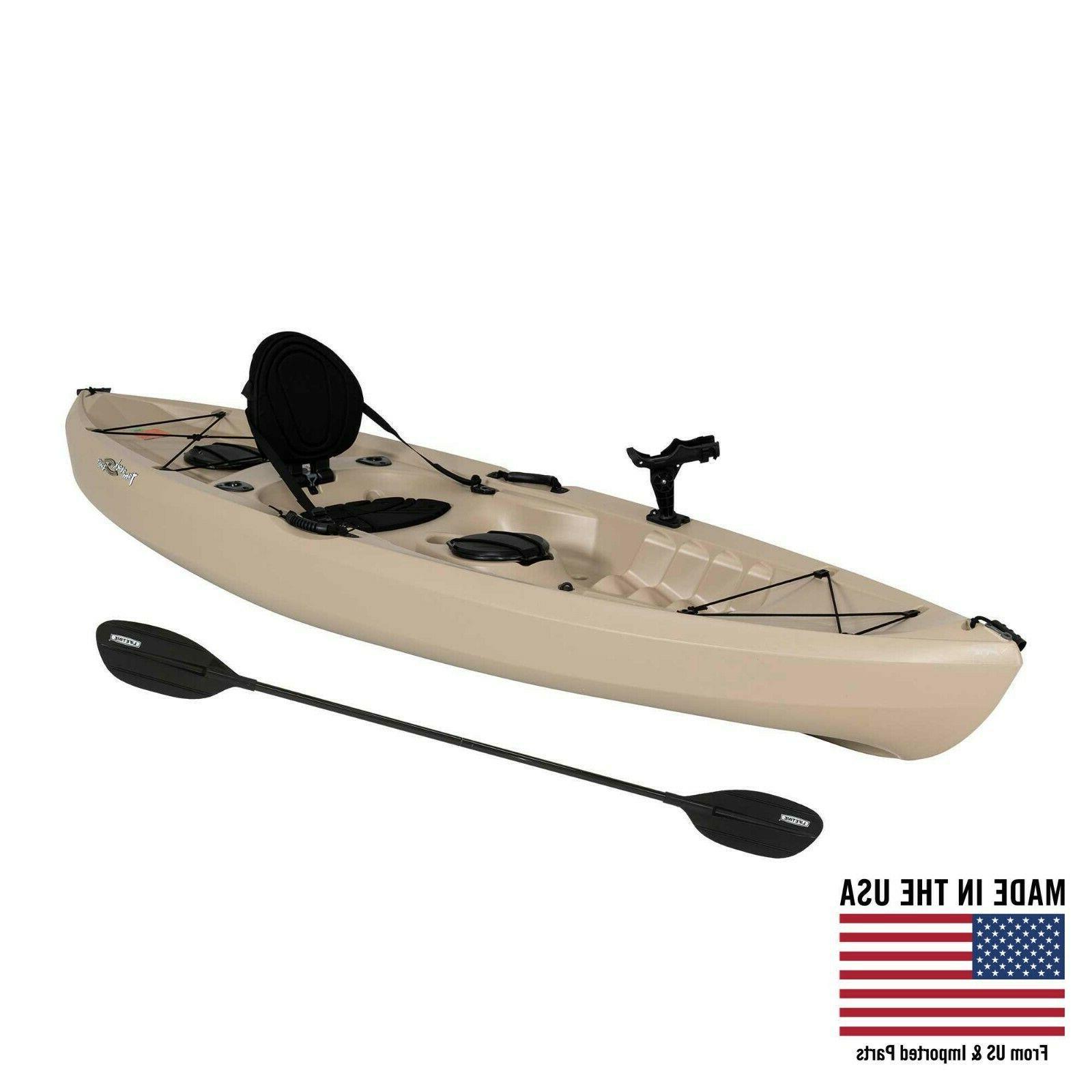 muskie angler sit kayak