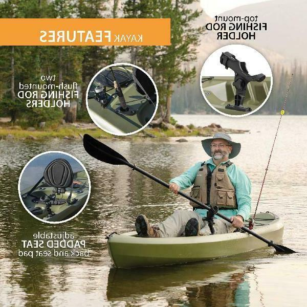 Tamarack Angler 10 ft Fishing Kayak , 90818