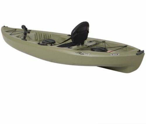 Lifetime Tamarack 100 Single With Paddle Holders