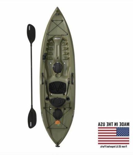 tamarack angler 100 single man fishing kayak