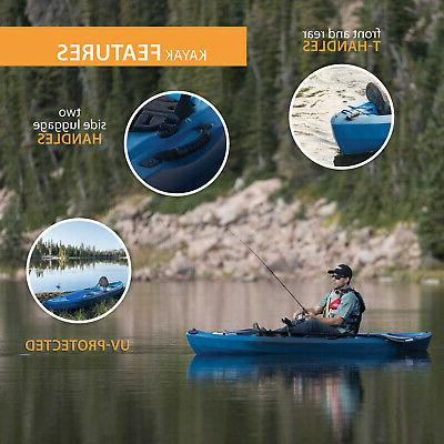 Lifetime Tamarack Kayak Paddle Included