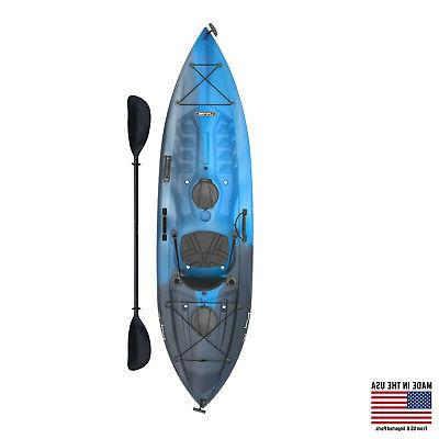 Lifetime Angler Kayak Outdoor Paddle Included PICK