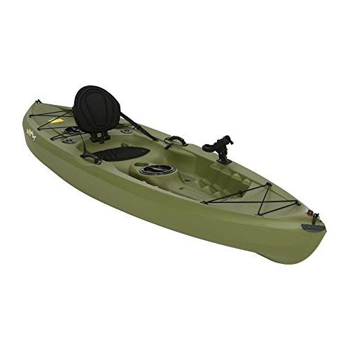Lifetime Angler Sit-On-Top Kayak,