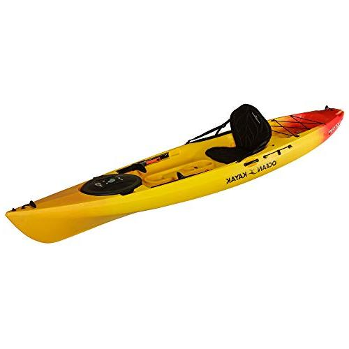 Ocean Kayak Tetra 12 Kayak Sit On Top Sunrise