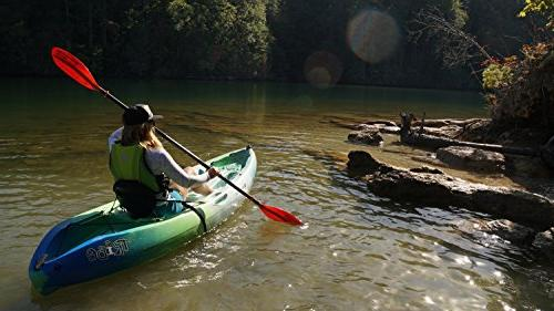 Perception Kayak Tribe Sit On for