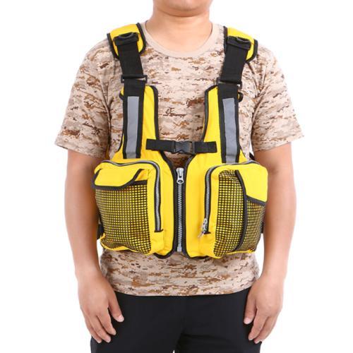 Universal Life Jacket Kayak Sailing Buoyancy Aid Vest