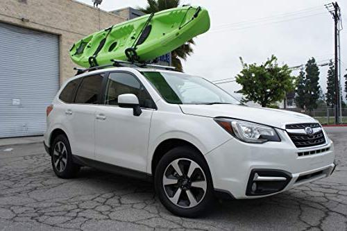 RoofTop Car of Carrier Canoe, and Mounted Your