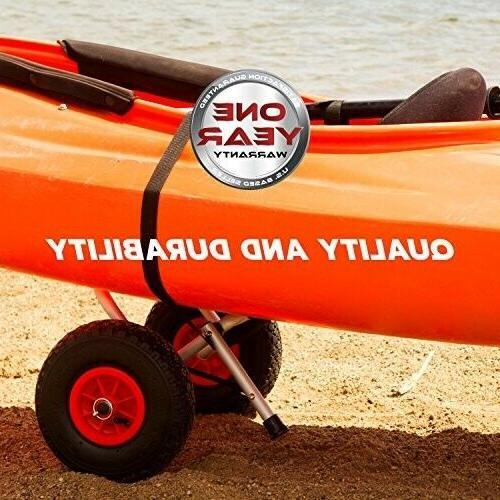 Abn Kayak Trolley Paddleboards Float Mats Jon