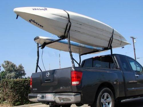Holder J pairs-Bar Rack Carrier Canoe Ski Roof Car SUV
