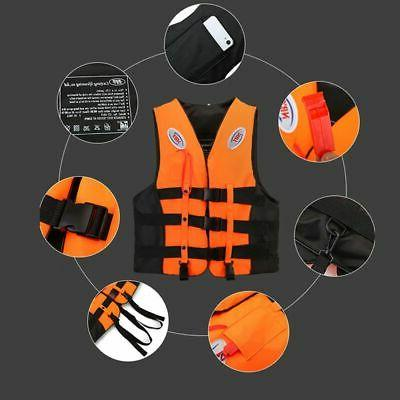US Adult Jacket Kayak Ski Buoyancy Watersport