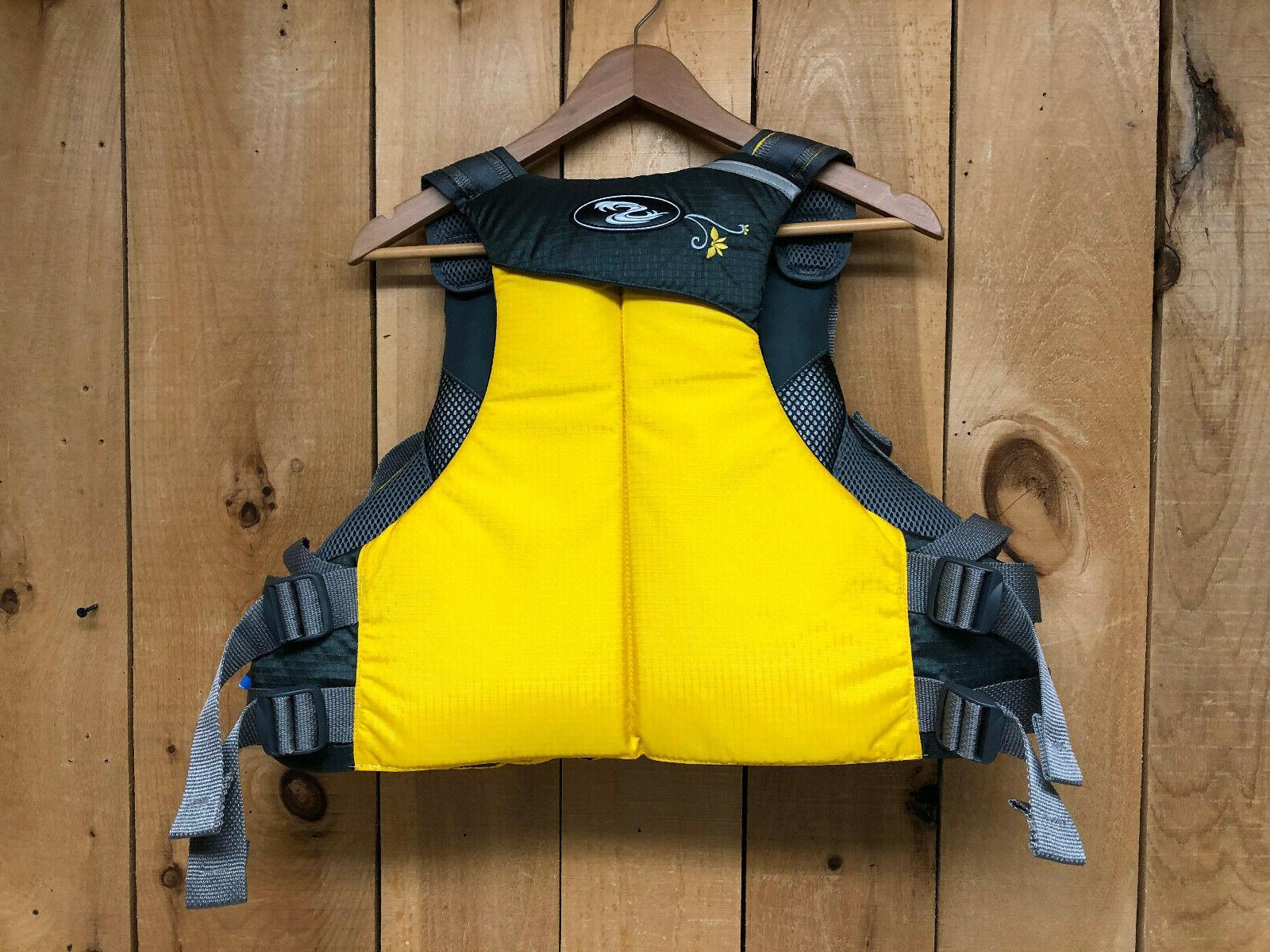 Stohlquist Misty PFD for Kayak & Canoes Sun/Gray
