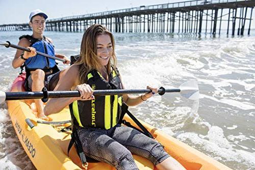Ocean Kayak Expedition Tandem Sit-On-Top Kayak, 5 Inches