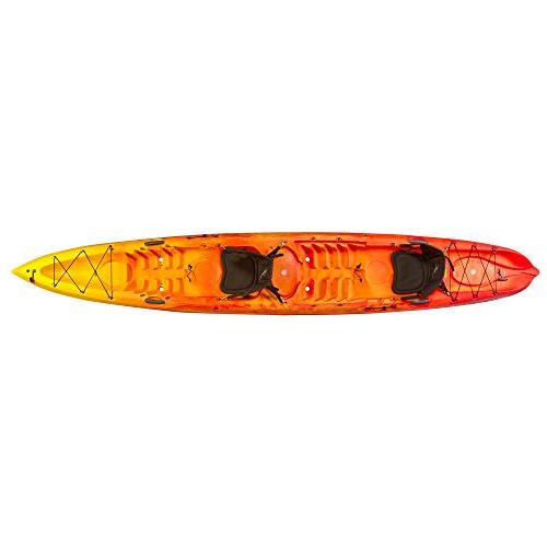 Ocean Kayak Zest Expedition Sit-On-Top Touring Kayak, 5 Inches