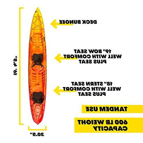 Ocean Two Expedition Tandem Kayak, 5