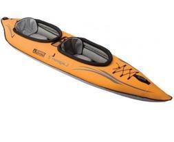Advanced Elements Lagoon 2 Person Inflatable Kayak Orange Gr