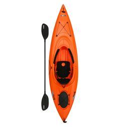 Lifetime Lancer 10 ft Sit-In Kayak , Selling Fast!!!!!!!!