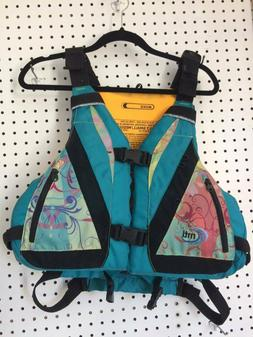 MTI Life Jackets Women's PFD Moxie Adult S/M Small Medium Ja