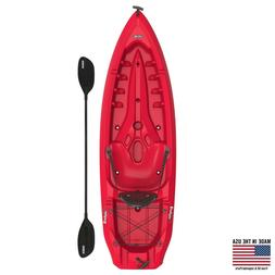 Daylite 80 Sit-On-Top Adult Kayak , Red,Outdoor Water Sports
