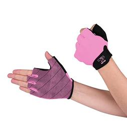 Hornet Watersports Light Pink Rowing Gloves for Women Ideal