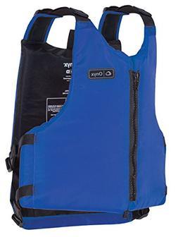 Onyx Livery Kayak/Paddle Life Jacket Oversize, Blue
