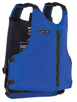 Onyx Livery Kayak/Paddle Life Jacket Universal, Blue