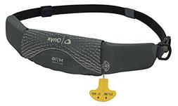 Onyx M-16 Belt Pack Manual Inflatable Life Jacket  for Stand