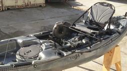 Riot Mako 12.0 Angler Model Fishing Kayak w/Pedal Drive | Ar