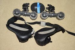 Yakima Mako Saddles & Hully Rollers - Rack System for 1 Kaya