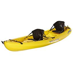 Ocean Kayak 12-Feet Malibu Two Tandem Sit-On-Top Recreationa