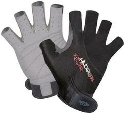 Hyperflex Men and Women's 3/4 Finger Gloves – Helps Protec