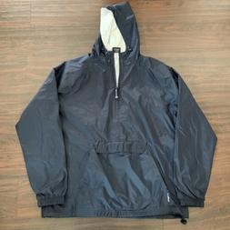 Men's Charles River Apparel Rain Jacket Coat Waterproof Size