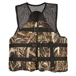 Onyx Mesh Classic Sport Vest, Realtree Max5, X-Large