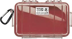 Pelican 1040-005-110 Micro Case Solid, Black, 7.5 x 5.06 x 2