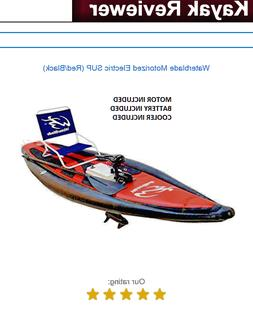MOTORIZED ELECTRIC Kayak Inflatable - WATERBLADE SUP BATTERY