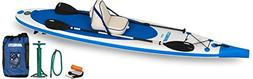 Sea Eagle Needle Nose Inflatable Stand-Up Paddle Board with