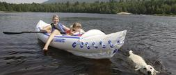 New Sea Eagle 330 Inflatable Kayak,Quik Sail Kayak,Boat, Fre