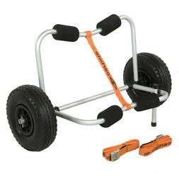 new canoe canoe kayak cart with straps