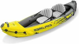⭐️NEW⭐️ Intex Explorer K2 Kayak 2-Person Inflatable