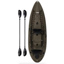 New Lifetime 10-foot Sport Fishing Kayak 90121 Tandem Fisher