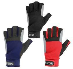New Sailing Gloves Kayak Yachting Rope Dinghy Fishing Water