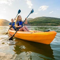 Lifetime Emotion Spitfire 12' Tandem Sit On Kayak, Polyethyl