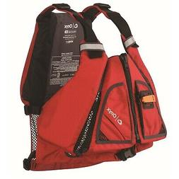 Onyx Outdoor 122400-100-060-14 Movevent Torsion Vest Red XL/
