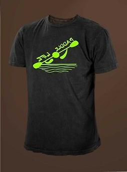 paddle life paddling t shirt