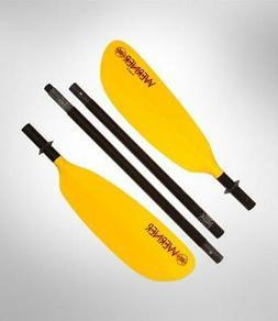 Paddle - Werner Skagit FG 4 Piece Kayak Paddle - Great Trave