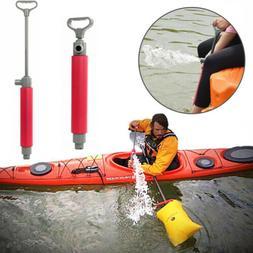 Paddlers Hand Bilge Pump Kayaking Canoeing Bailing Pump Safe