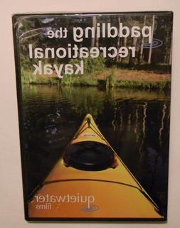 Paddling the Recreational Kayak NEW SEALED DVD FREE SHIPPING