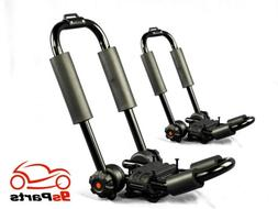 9SPARTS 1 Pair Folding Collapsible Kayak Rack Attachment Pre